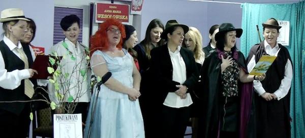 Amatorska grupa teatralna z Kruszewa